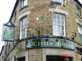 Hathersage The Little John