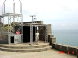 Minack Theater 円形舞台
