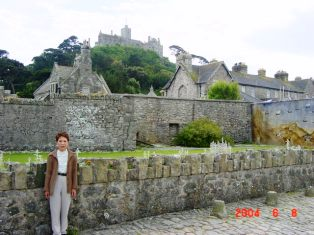 St. Michael's Mount お屋敷全景