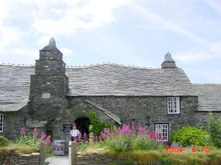 Tintagel Post Office