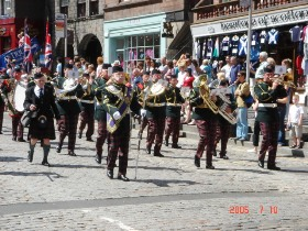 Edinburgh Parade
