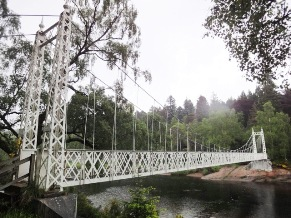 Suspension Footbridge