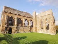 Eggleston Abbey