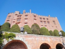 Powis Castle and Garden