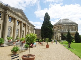 Ickworth House